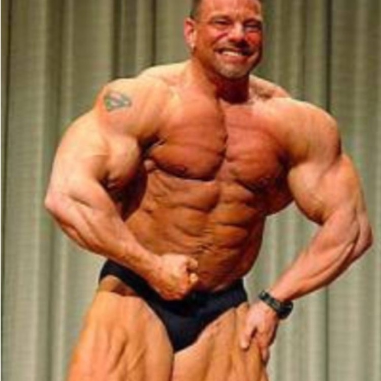 Han var företrädare för Tyskland i bodybuilding